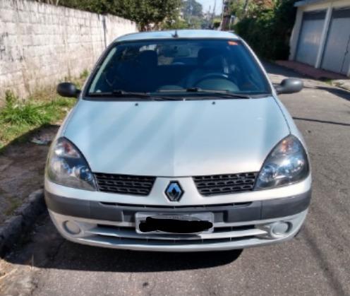 Renault Clio 1.0 8v Expression