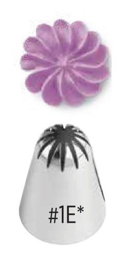 Imagen 1 de 6 de Pico Flor De Gota 1e Wilton Picos Reposteria Titanweb
