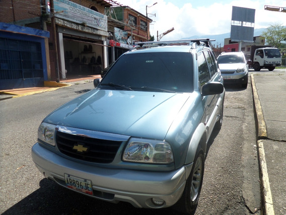 Chevrolet Grand Vitara 2008 Sincrónica