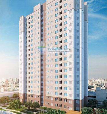 Apartamento Com 02 Dormitórios No Jardim América Da Penha - A62913