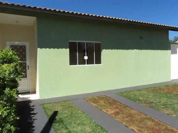 Casa Com 2 Dormitórios À Venda, 70 M² Por R$ 167.000,00 - Residencial Mario Arantes Ferreira - Brodowski/sp - Ca0561