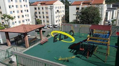 Imagem 1 de 30 de Apartamento À Venda, 54 M² Por R$ 170.000,00 - Jardim Caiapia - Cotia/sp - Ap2084