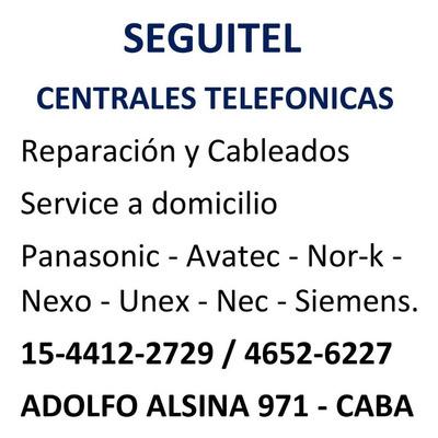 Reparacion De Centrales Telefonicas Service A Domicilio