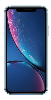 Apple iPhone XR Dual SIM 64 GB Azul 3 GB RAM