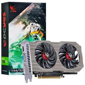 Placa De Vídeo Pcyes Nvidia Geforce Gtx 750 Ti 2gb