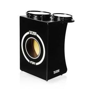 Tajon Standard Taj11 Fsa Bumbo/caixa/tom Modelo Novo - Preto