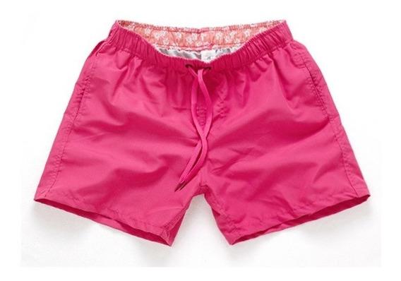 Short Masculino Moda Praia Estampa Summer Fashion