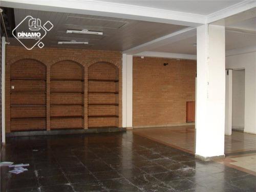 Salão Para Alugar, 63 M² Por R$ 1.500,00/mês - Centro - Ribeirão Preto/sp - Sl0003