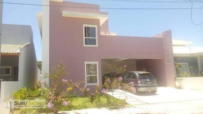 Casa Disponível Para Venda Em Condomínio - Ca0504