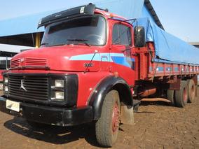 Mercedes-benz Mb 1113 Truck Graneleiro