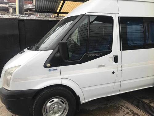 Imagen 1 de 15 de Ford Transit 2.2 Minibus 13+1 Tdci 125cv 2012