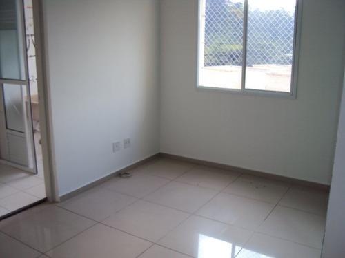 Apartamento Em Jardim Petrópolis, Cotia/sp De 48m² 2 Quartos À Venda Por R$ 167.000,00 - Ap387682
