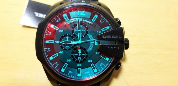 Relógio Diesel Dz4318 Masculino - Original - Preto