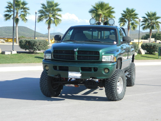 Ram 4x4 2001 Mex, Exelentes Cond,
