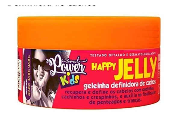 Jalea Definidora De Rulos Soul Power Kids Happy Jelly Libera