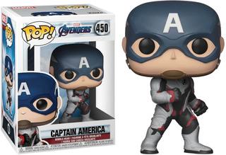 Funko Pop Capitan America (450) Avengers Endgame Marvel