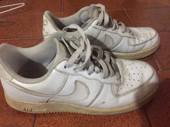 Nike Air Force Blancas Hombre 9.5 Us
