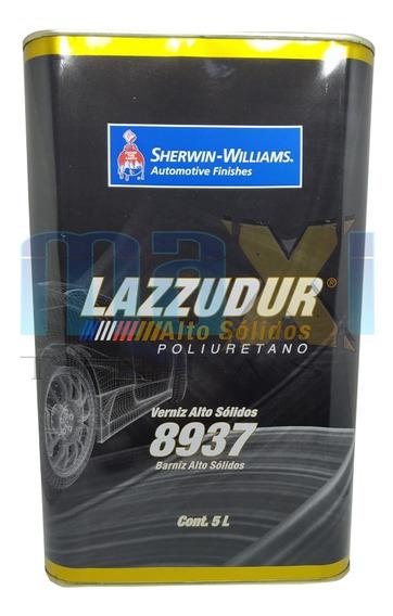Tintas Automotivas - Verniz Alto Solidos 8937 Lazzuril