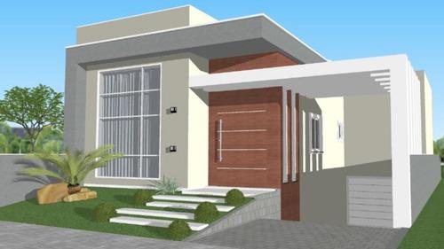 Casa Com 3 Dormitórios À Venda, 120 M² Por R$ 589.000,00 - Villa Lucchesi - Gravataí/rs - Ca1996