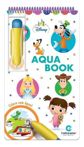 Imagem 1 de 5 de Aqua Book Disney Baby