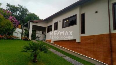 Casa Residencial À Venda, Vila Embaré, Valinhos. - Ca6019