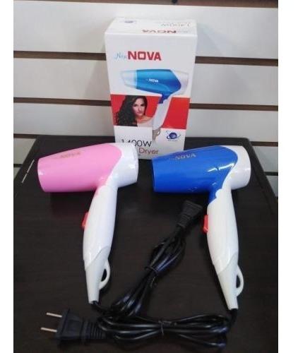 Secadora New Nova 1400w Cod 10055*