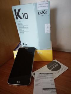 Smartphone - LG K10 2017 - 100% Funcional Telcel