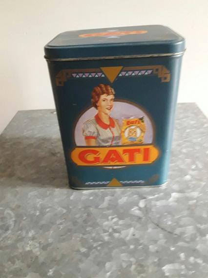 Lata Gati De Colección