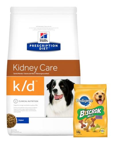 Hills Perro Prescription Diet K/d 8k+ Promo -ver Foto+ Envío