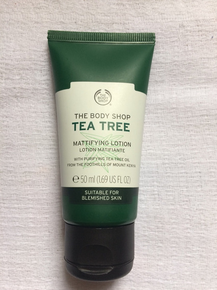 Hidratante De Tee Tree