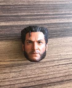 Head Logan Cabeça Wolverine X-men Tipo Hot Toys 1/6