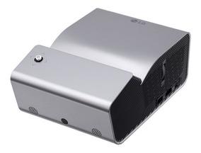 Projetor Lg Cinebeam Tv Ph450u 1280x720 450 Lumens Prata
