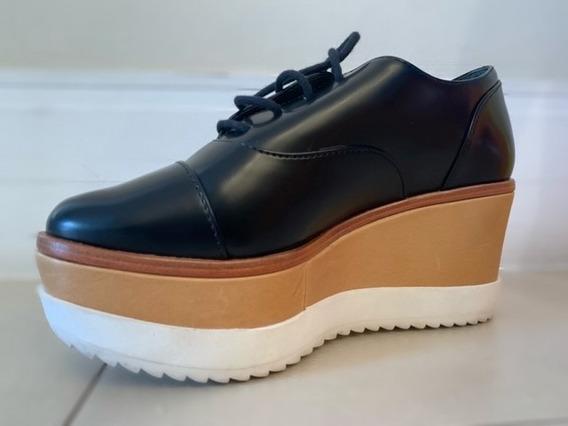 Sapato Feminino Fechado Salto Médio (novo) Schutz