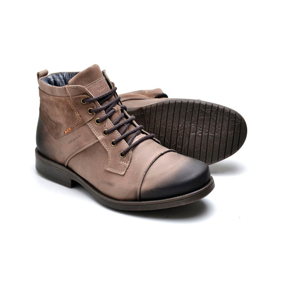 Boots Ro Suflair 894 Fossil Tabaco
