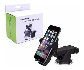 Holder Soporte Celular Smartphone Brazo Extendible Auto Univ