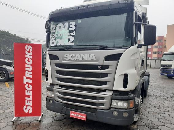 Scania G400 2014 6x2 Optcruise Leito Automatico Selectrucks