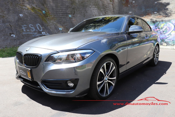 Bmw Serie 220i Coupe Twinpower Turbo Sport Line Sunroof