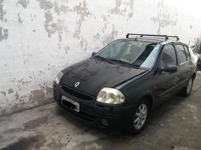 Renault Clio Sedan Completo 1.6 16v Rt 4p