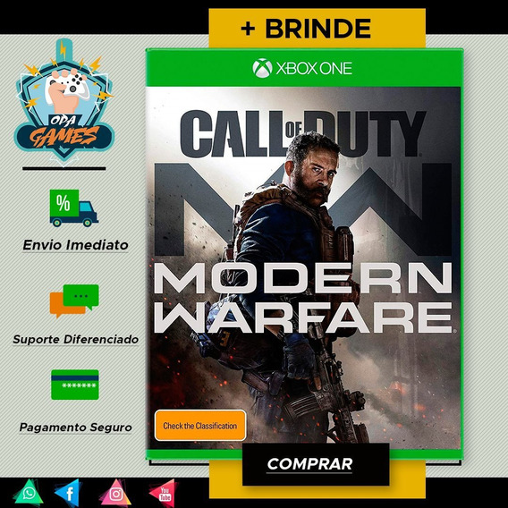 Call Of Duty Modern War Mídia Digital Maximo 10