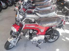 Hot Zanella G2 90 Cc = Dax Retro Ahora12 Financiá Con Dni..!