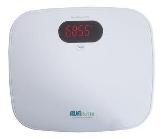 Balança Digital 200kg Função Tara Opcional Avanutri