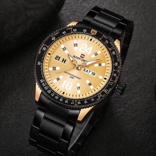 Relógio Naviforce Nf9102 - Original - Aço Inoxidável