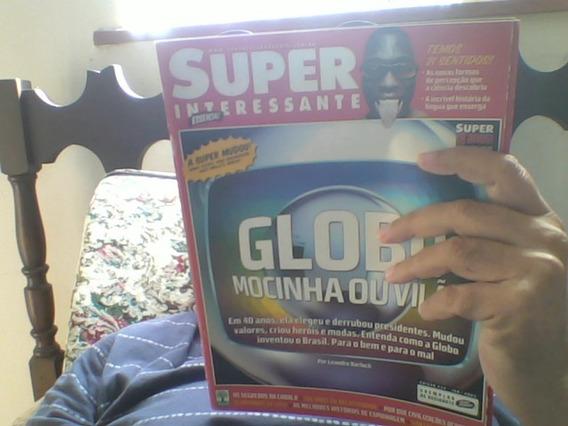 Revista Super 214 Globo Est 253b