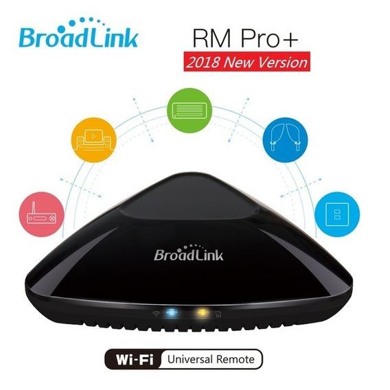 Kit Broadlink - 01 Rm Pro / 02 Tomada / 01 Chromecast / 01 Google Mini