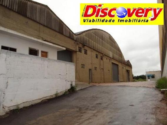Galpão Industrial Para Locação, Bonsucesso, Guarulhos. - Ga0090