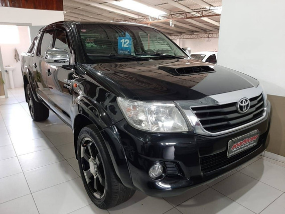 Toyota Hilux 3.0 Sr 4x4 Cd Turbo Intercooler Diesel 4p