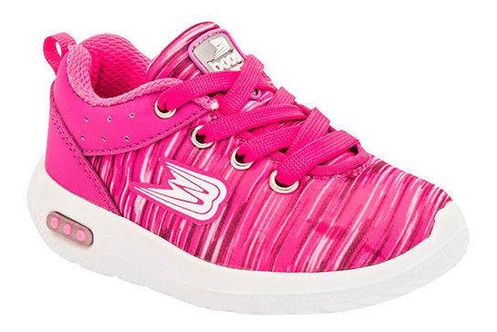 Sneaker Urbano Boost Textil Fucsia Niña 90257sma