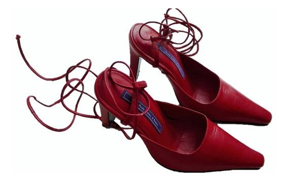 Zapatos Rojos Número 36 Paula Cahen D Anvers