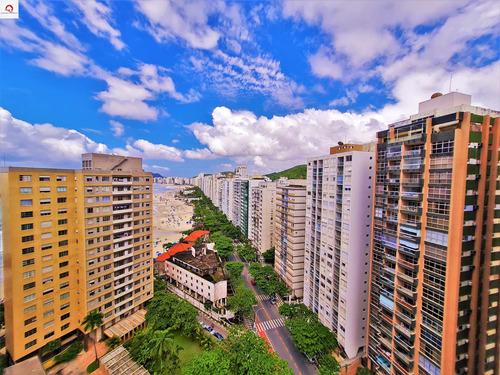 Imagem 1 de 30 de Praia Das Pitangueiras - Guarujá - 4 Dormitórios - 2 Vagas - Piscina - Vista Para O Mar - Co0193 - 34710602
