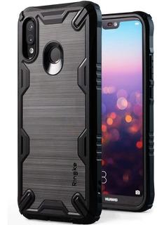 Funda Huawei P20 Lite Ringke® Onyx X Anti Impacto + Vidrio
